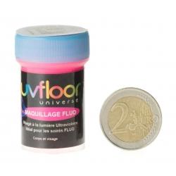 Crème Fluo Bodypaint Magenta Rose 15 ml (pour le corps) -Uf