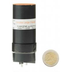 Cartouche fumée A.E. 30 s. orange  - N° 0589-T1-0258