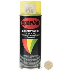 Spray Peinture Fluorescente 400 ml : JAUNE