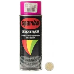 Spray Peinture Fluorescente 400 ml : ROSE