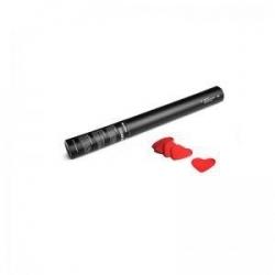 Canon lanceur 50 cm MF Manuel : Confettis cœurs Rouges
