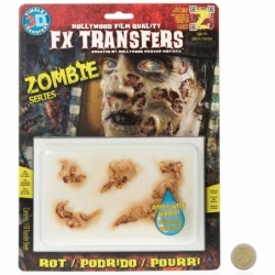 Pourriture Zombie 3D