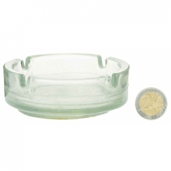 Cendrier résine cassable aspect cristal br