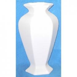 Vase Céramique blanc en résine cassable