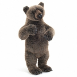 Grizzly peluche
