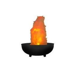 Coupelle Flamme de soie Led