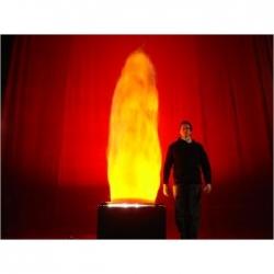 Turbine flamme de soie 3 m