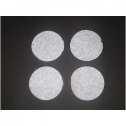 Confettis de Scènes Ronds Ø 55 mm BLANCS