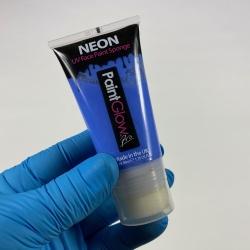 Rouge à lèvres Fluo Bleu 50 ml (Réagit à la lumière noire) -Kfm