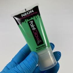 Rouge à lèvres Fluo Vert 50 ml (Réagit à la lumière noire) -Kfm