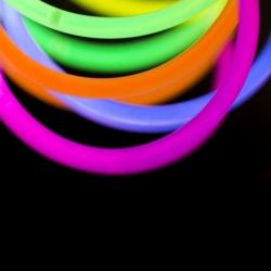 Bracelet Fluo Lumineux
