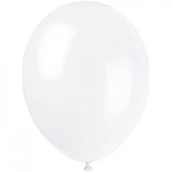 Ballons blancs