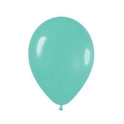 Ballons verts menthe