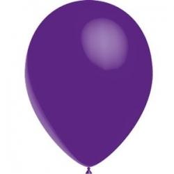 Ballons violets
