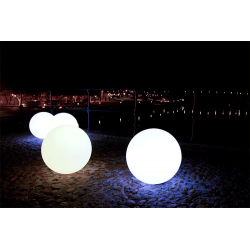 Boule lumineuse moonlight