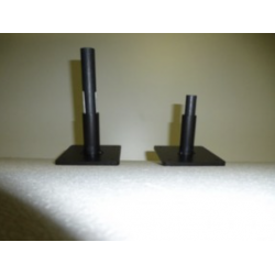 Support de Gerbes de feux d'artifices avec socle Ø int. 20 mm