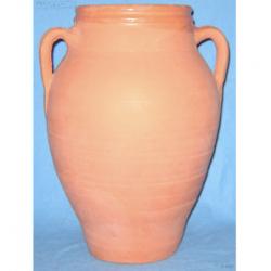 Terracota urne amphore H 40 cm terre cuite résine cassable