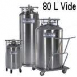 VIDE - Tanker 80 L - CO2 basse pression