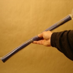 Serpentins Kabuki Bleus Foncés Long. 10 m QS