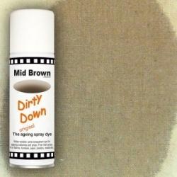 Spray effet Vieillissement et Salissures Patine Marron 400ml
