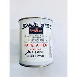 Pâte à Feux Brandmass A Effet de Flamme x Pot 1 Litre