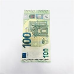 Billet de 100€ factice faux pour le cinéma paquet de 20 billets