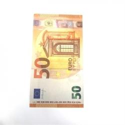 Billet de 50€ factice faux pour le cinéma paquet de 20 billets
