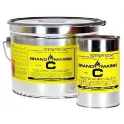 Pâte àFeu Brandmass C Effet de flamme x Pot de 5 Litres