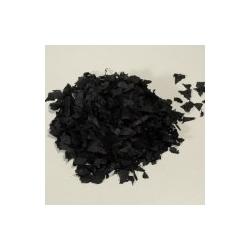 Flocons de Neige papier Noir T8 - M1 x 3 kg