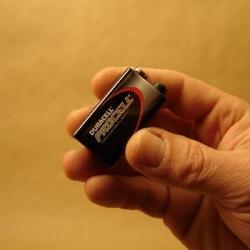 Pile batterie 9 volts alcaline 6LR61 - 6LF22 Procell