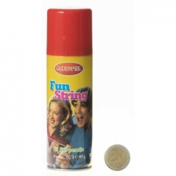 Spray fil fou Rouge 83 ml