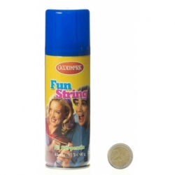 Spray fil fou Bleu 83 ml