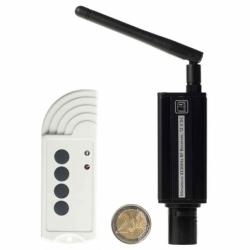 Télécommande HF (XLR3) : Power Tiny/Viper/Unique/Orka