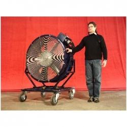 Ventilateur 1000 mm 380 V sans variateur