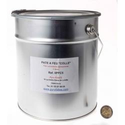 Pâte àfeu Colle Effets de Flammes x Pot de 5 Litres