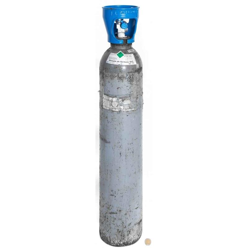 CO2 TP - Location Bouteille 10 kg