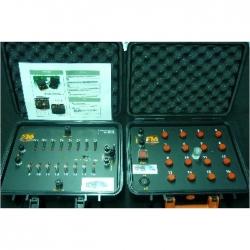 Radio Commande HF : Console 16 voies (1 Emet.+1 Réc.)