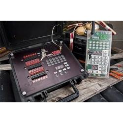 Radio-commande HF 18 voies 2,4 Ghz Emetteur+Récepteur