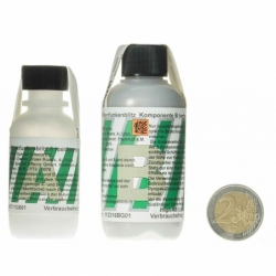 "Airburst SILVER poudre 30 gr ""Fast Sparkle Flash"" Compo A+B"