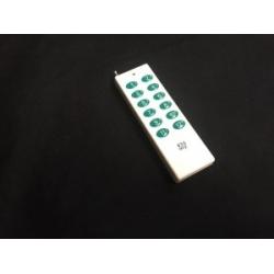 Telecommande HF 12 voies (Seule) Sans récept AC